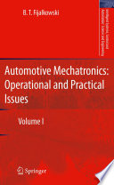 Automotive Mechatronics  Operational and Practical Issues Book