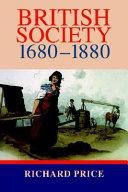 British Society 1680 1880