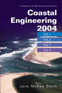 Pdf Coastal Engineering 2004 - Proceedings Of The 29th International Conference (In 4 Vols) Telecharger