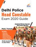 Delhi Police Head Constable Exam 2020 Guide [Pdf/ePub] eBook