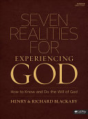 Seven Realities for Experiencing God Book PDF