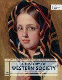A History of Western Society Since 1300 11e