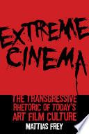Extreme Cinema Book