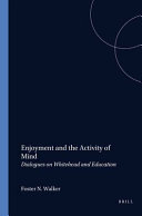 Enjoyment and the Activity of Mind
