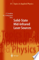Solid State Mid Infrared Laser Sources Book