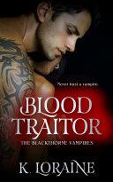 Blood Traitor [Pdf/ePub] eBook