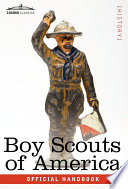 """""""Boy Scouts of Americ: The Official Handbook for Boys, Seventeenth Edition"""" by Boy Scouts of America"""