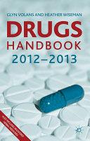 Drugs Handbook 2012 2013