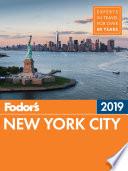 Fodor s New York City 2019 Book