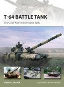 T 64 Battle Tank
