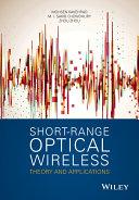 Pdf Short-Range Optical Wireless