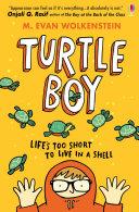 Turtle Boy Pdf/ePub eBook