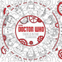 Doctor Who Travels in Time Coloring Book Book