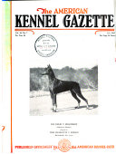 The American Kennel Gazette