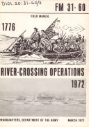 River crossing Operations