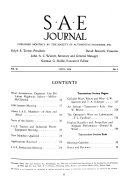 The SAE Journal