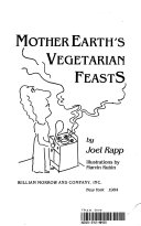Mother Earth s Vegetarian Feasts