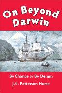 On Beyond Darwin