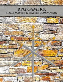 RPG Gamers  Game Master   Players Companion  RPG Battle Map Grid Paper Workbook   Quad  Hexagon and Blank Lined Pages for Role Playing Gamers