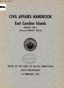 East Caroline Islands