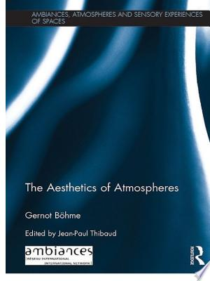 Download The Aesthetics of Atmospheres PDF