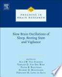 Slow Brain Oscillations of Sleep  Resting State and Vigilance