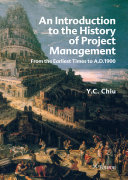 An Introduction to the History of Project Management