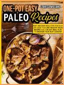 EASY ONE POT PALEO COOKBOOK Book