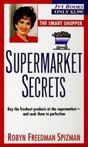 Supermarket Secrets Book