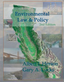 California Environmental Law and Policy