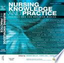 Nursing Knowledge And Practice E Book Book PDF