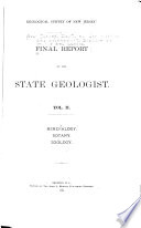Final Report of the State Geologist