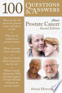 """100 Questions & Answers About Prostate Cancer"" by Pamela Ellsworth"