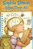 Sophie Simon Solves Them All Book