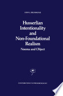 Husserlian Intentionality and Non-Foundational Realism