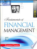 Fund of Financial Management 5e