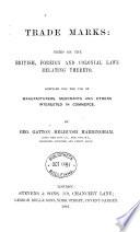 Trade Marks Book