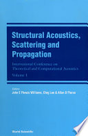 Theoretical And Computational Acoustics   Proceedings Of The International Conference  In 2 Volumes