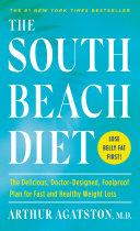 The South Beach Diet Pdf/ePub eBook