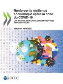 Pdf Renforcer la résilience économique après la crise du COVID-19 (version abrégée) Une analyse sous l'angle des entreprises et des secteurs Telecharger