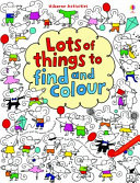 Lots of Things to Find and Colour Book PDF