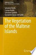The Vegetation of the Maltese Islands