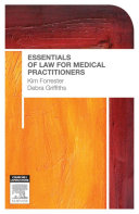 Pdf Essentials of Law for Medical Practitioners