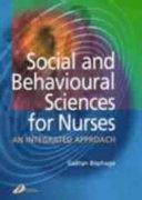 Social and Behavioural Sciences for Nurses