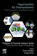 Opportunities for Fluoropolymers Book