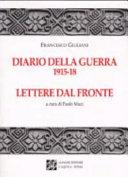 Diario della guerra, 1915-18