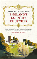 I Never Knew That about England s Country Churches