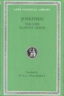 Josephus, with an English Translation: Life against Apion ebook