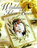 Memory Makers Wedding Idea Book