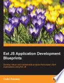 Ext JS Application Development Blueprints